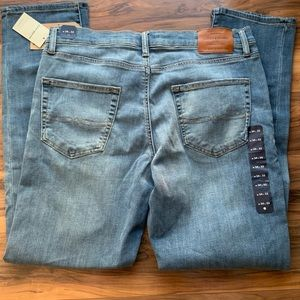 Lucky brand men's authentic slim jeans 34